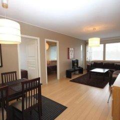 Апартаменты Gella Serviced Apartment Pitäjänmäki комната для гостей фото 5