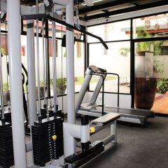 Hotel Posada Virreyes фитнесс-зал фото 4