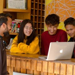 Отель WanderThirst Hostels Непал, Катманду - отзывы, цены и фото номеров - забронировать отель WanderThirst Hostels онлайн интерьер отеля