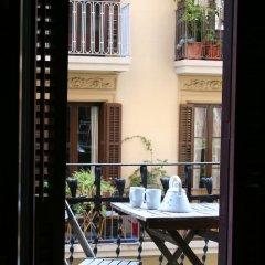 Апартаменты Avenida Apartments Tapioles II Барселона балкон