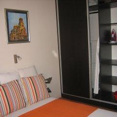 Отель Noi parliamo italiano сейф в номере