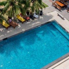 Отель ZEN Rooms Bonkai 2 Таиланд, Паттайя - отзывы, цены и фото номеров - забронировать отель ZEN Rooms Bonkai 2 онлайн бассейн фото 3