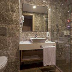 Justiniano Club Park Conti – All Inclusive Турция, Окурджалар - отзывы, цены и фото номеров - забронировать отель Justiniano Club Park Conti – All Inclusive онлайн ванная фото 2