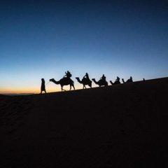 Отель Ksar Tin Hinan Марокко, Мерзуга - отзывы, цены и фото номеров - забронировать отель Ksar Tin Hinan онлайн фото 2