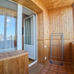 Апартаменты Apple на Полтавской балкон