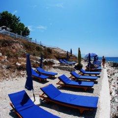 Отель ALER Holiday Inn Албания, Саранда - отзывы, цены и фото номеров - забронировать отель ALER Holiday Inn онлайн пляж