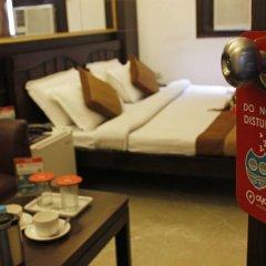 Отель Amrit Villa в номере