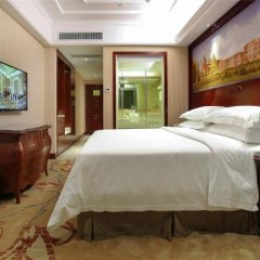 Vienna Hotel Guangzhou Airport 2nd Branch комната для гостей