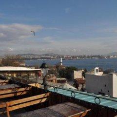 Orient Hostel Стамбул бассейн