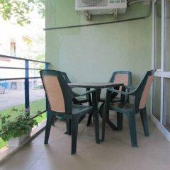 Апартаменты Mila Apartments in Elit 1 Солнечный берег балкон