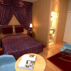 Отель Glenmore Бельгия, Остенде - отзывы, цены и фото номеров - забронировать отель Glenmore онлайн комната для гостей фото 3