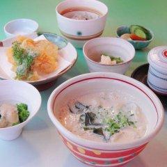 Yoroonsen Yusennosato Hotel Nadeshiko Йоро питание фото 2