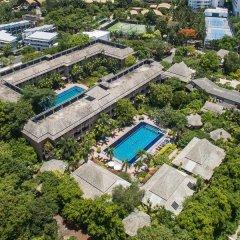 Апартаменты Plumeria Serviced Apartment Паттайя бассейн фото 2