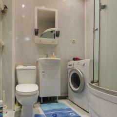 Отель Как дома, квартира на ул. Родионова д. 191 Нижний Новгород ванная