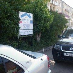 Отель Guest House Dompolski парковка