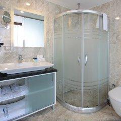 Forum Suite Hotel Турция, Мерсин - отзывы, цены и фото номеров - забронировать отель Forum Suite Hotel онлайн ванная