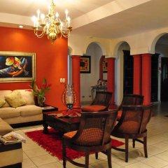 Отель La Casa De Los Arcos Сан-Педро-Сула развлечения