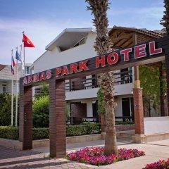 Armas Park Hotel Турция, Кемер - отзывы, цены и фото номеров - забронировать отель Armas Park Hotel онлайн вид на фасад