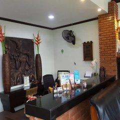 Pathaya Place Kata Hotel интерьер отеля