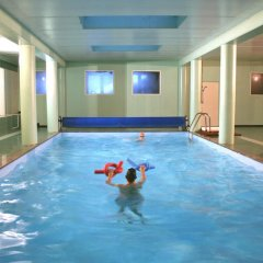 Hotel Lion Noir Грессан бассейн
