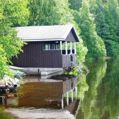 Отель Hostel Ukonlinna Финляндия, Иматра - отзывы, цены и фото номеров - забронировать отель Hostel Ukonlinna онлайн приотельная территория фото 2