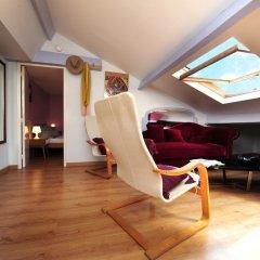 Отель Palais de la buffa комната для гостей фото 3