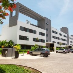 Отель Nick Price Плая-дель-Кармен парковка