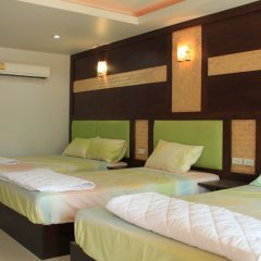 The Leaf Hotel Koh Larn комната для гостей фото 3