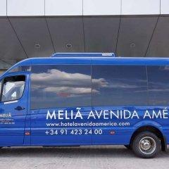 Отель Melia Avenida de America городской автобус