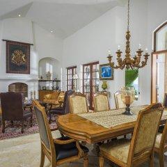 Отель Villa Paraiso Мексика, Сан-Хосе-дель-Кабо - отзывы, цены и фото номеров - забронировать отель Villa Paraiso онлайн интерьер отеля фото 2