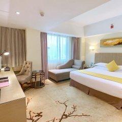 Shenzhen Renshanheng Hotel Шэньчжэнь комната для гостей фото 3