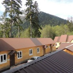 Lesnaya Skazka Hotel балкон
