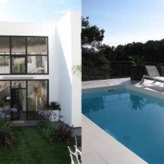 Отель Architecture Villa In Sitges Hills Оливелла бассейн