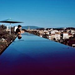 Отель AC Hotel Firenze by Marriott Италия, Флоренция - 1 отзыв об отеле, цены и фото номеров - забронировать отель AC Hotel Firenze by Marriott онлайн бассейн