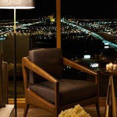 Отель Delano Las Vegas at Mandalay Bay балкон