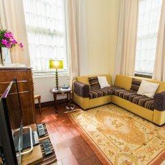 Отель Casa Dos Barcos Furnas комната для гостей