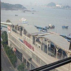 Отель Xiamen Harbor Hotel Китай, Сямынь - отзывы, цены и фото номеров - забронировать отель Xiamen Harbor Hotel онлайн балкон