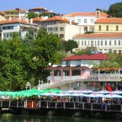 Отель Vila Dionis Балчик приотельная территория фото 2