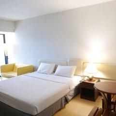 Отель Makkasan Inn Бангкок комната для гостей фото 2