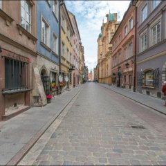 Апартаменты P&o Apartments Dluga Варшава фото 3