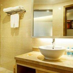 Отель Golden Bridge Garden Hotel Китай, Сямынь - отзывы, цены и фото номеров - забронировать отель Golden Bridge Garden Hotel онлайн ванная