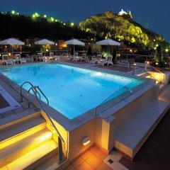 Отель Athens Zafolia Hotel Греция, Афины - 1 отзыв об отеле, цены и фото номеров - забронировать отель Athens Zafolia Hotel онлайн бассейн фото 2
