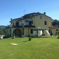Отель Villa Naclerio Сарцана с домашними животными
