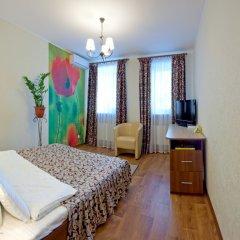 Гостиница Комплимент комната для гостей фото 3