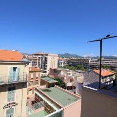 Отель Nice Booking - Arson Port Balcon Франция, Ницца - отзывы, цены и фото номеров - забронировать отель Nice Booking - Arson Port Balcon онлайн балкон