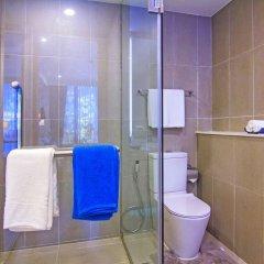 Отель Oceanstone 605 ванная