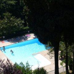Отель Le Parc de Cimiez Ницца бассейн