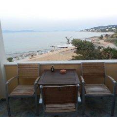 Отель Irides Luxury Studios & Apartments Греция, Эгина - отзывы, цены и фото номеров - забронировать отель Irides Luxury Studios & Apartments онлайн балкон
