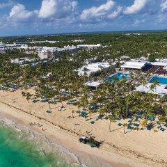Отель Riu Bambu All Inclusive пляж