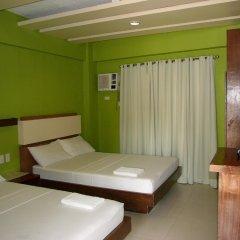 Отель LSM Square Residence Филиппины, остров Боракай - отзывы, цены и фото номеров - забронировать отель LSM Square Residence онлайн комната для гостей фото 5